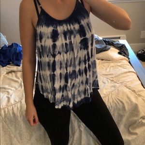 Tie die soft and sexy shirt from American eagle